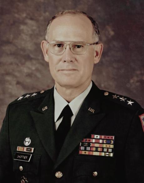 Lt. Gen. (ret.) Wilson A. Schoffner (Photo: courtesy of U.S. Army)