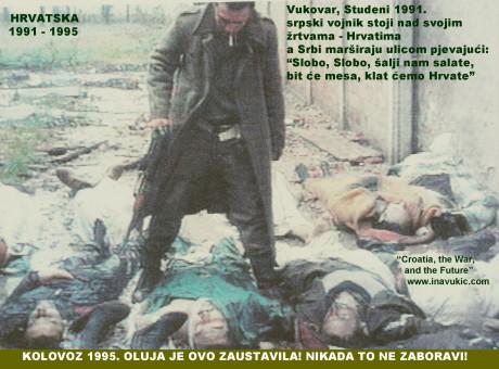 Hrvatske žrtve