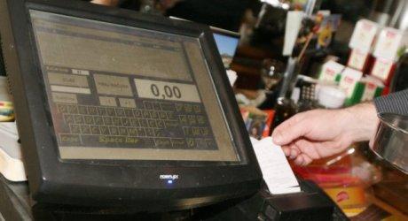 Fiscalization in Croatia  Photo: Dusko Jaromaz/Pixsell
