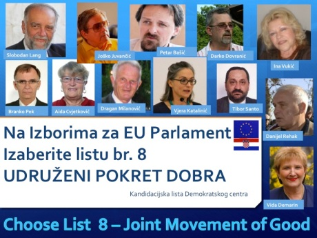 EU Parliament Elections List 8