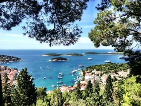 June 2013 - Hvar Croatia