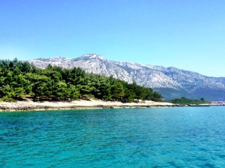 June 2013 - inviting waters at Korcula Croatia