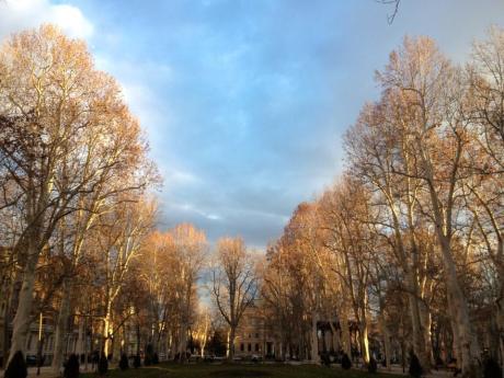 March 2013 - Zrinjevac Park Zagreb Croatia