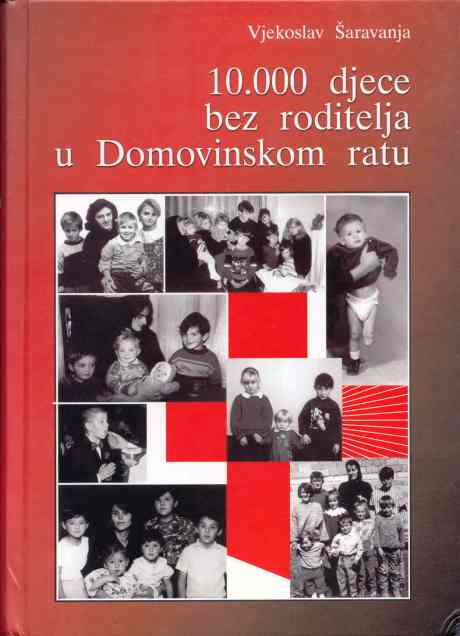 10 000 children lost their parent/s in Croatia's Homeland War