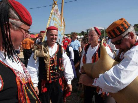 Cavoglave Croatian Victory Day 2013 Photo: uz-gange-i-bukaru.com