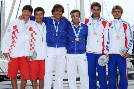 Croatian Mediterranean Games athletes 2013