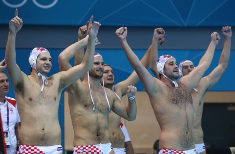 Croatian Waterpolo Team