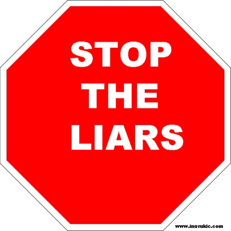 stop liars