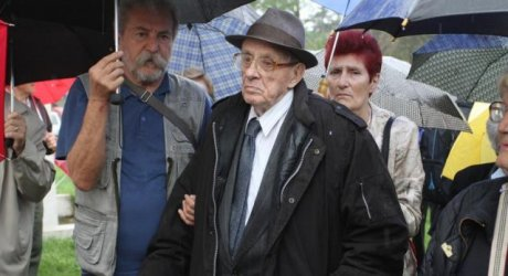 Josip Boljkovac arrested on Communist Crimes charges Photo: Kristina Stedul Fabac/ Pixsell