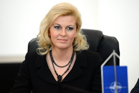 Kolinda Grabar-Kitarovic Assistant Secretary General NATO Photo: MORH