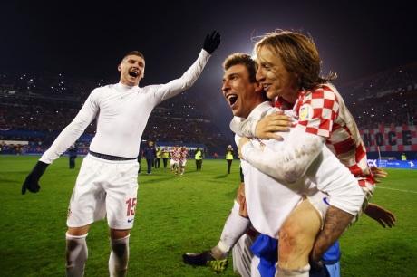 Croatia Vs Iceland 19 November 2013 Photo: Getty Images