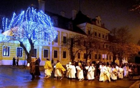 Advent in Vukovar, Croatia