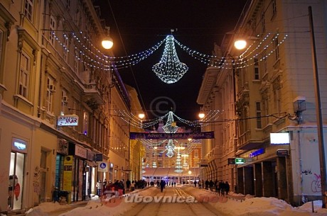 Advent on Zagreb city streets, Croatia Photo: putovnica,net