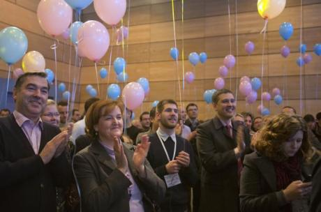 Celebrations for Croatia's referendum on  constitutional definition of marriage  Photo: Aljazeera