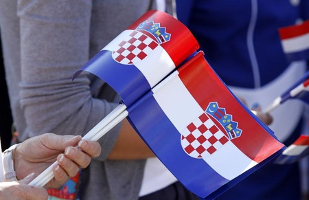Flag of Croatia Photo: Vjeran Zganec-Rogulja/Pixsell