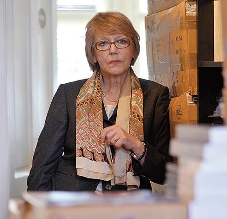 Sonja Biserko Photo: Milovan Milenkovic
