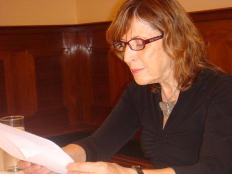 Dr Esther Gitman In Sydney, Australia, 19 February 2014