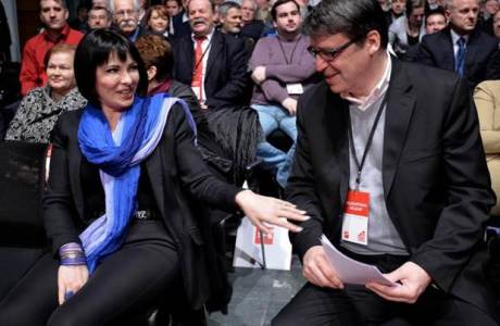Marina Lovric Merzel gets to sit next to education minister Zeljko Jovanovic while crime unit investigates allegations of fraud and misappropriation of public funds at Local government level and the person who made the complaint of alleged criminal behaviour is booted out of the local government office /sacked!  Photo:Pixsell