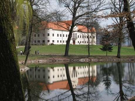 Castle Luznica Croatia