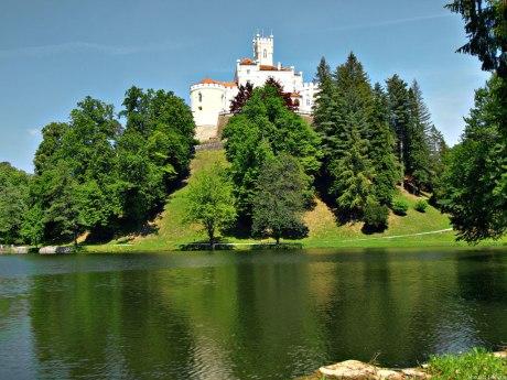 Castle Trakoscan Croatia