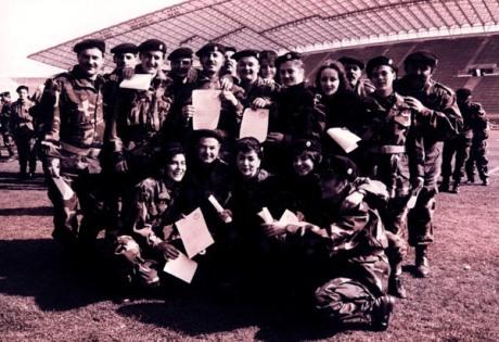 Croat women in Homeland War