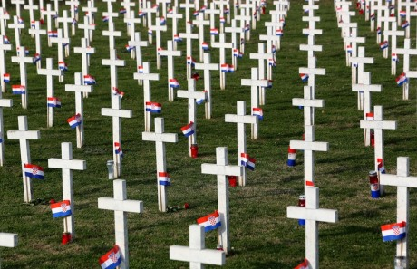 Genocide in Croatia Photo: Marko Mrkonjic/Pixsell