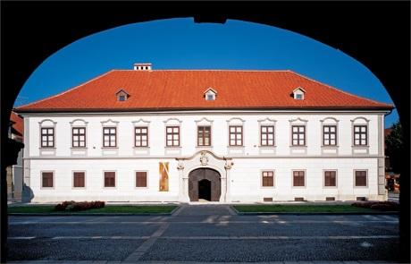 Harzer Palace Varazdin Croatia