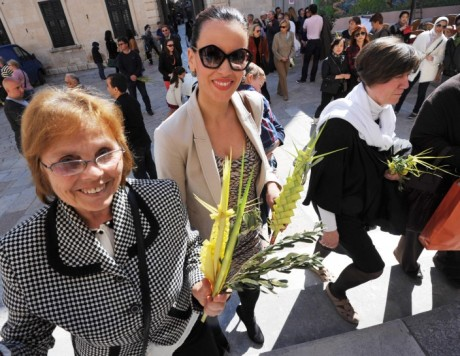 Palm Sunday 2014 Dubrovnik, Croatia Photo: Zeljko Tutnjevic