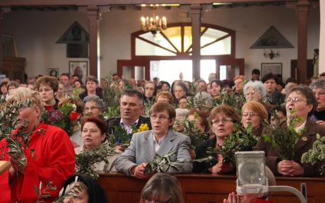 Palm Sunday 2014 Ostarije, Croatia Photo: Josip Anusic