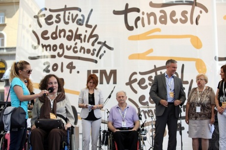 Otvoren 13. Festival jednakih moguænosti
