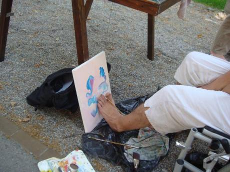 Croatia Equal Opportunities Festoval art