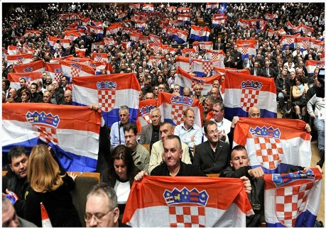 Croatian Veterans Convention 2014 Photo: FaH  (Click on image to enlarge)