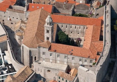 Dominican Monastery within the city wall