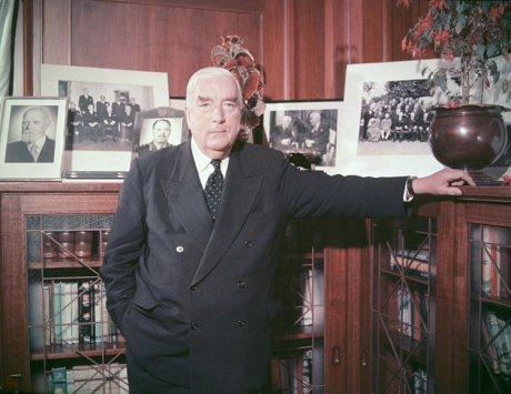 Sir Robert Gordon (Bob) Menzies of Australia