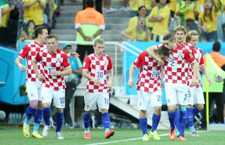 "Croatia Team: ""We did not deserve to lose"" Photo: Sanjin Strukic/Pixsell"