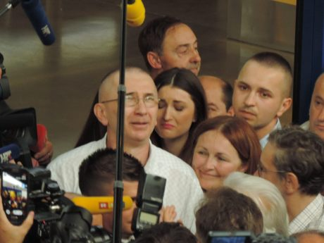Dario Kordic reunited with family Tears of joy overwhelm (Photo: Marija Tomislava)