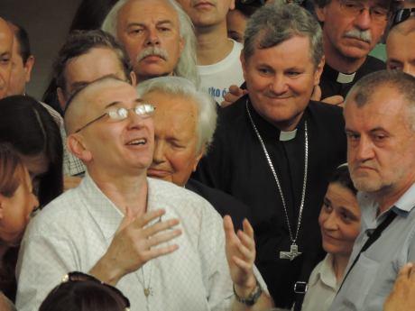 Dario Kordic in Zagreb 6 June 2014 (Photo: Marija Tomislava)