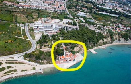 Duilovo in Split, Croatia