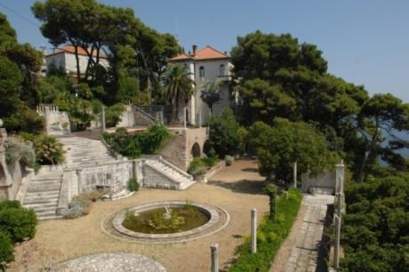 Villa Cingrija in Dubrovnik, Croatia