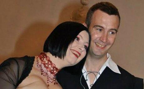 Dragana and David Haines