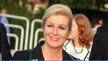 Welcome Kolinda Grabar-Kitarovic – The New President Of