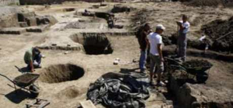 New Stone Age city unearthed in Croatia