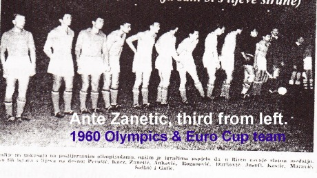 Ante Zanetic Olympic