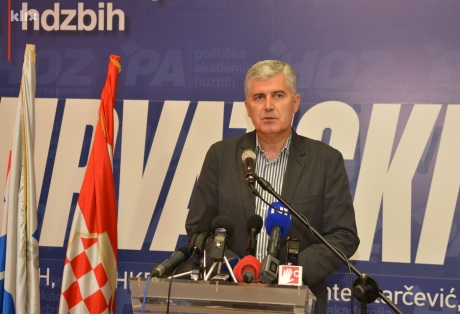 dr Dragan Covic - Croatian Democratic Union/HDZ BiH Elected Member of the Presidency of Bosnia and Herzegovina Photo: Zeljko Milicevic