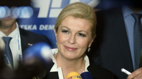 Kolinda Grabar-Kitarovic Candidate for President of Croatia
