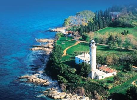 Lighthouse Savudrija Croatia