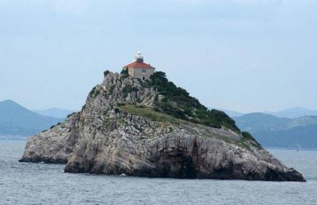 St Andrew lighthouse Croatia