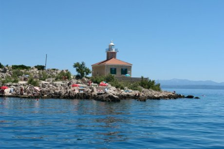 St Peter lighthouse Croatia