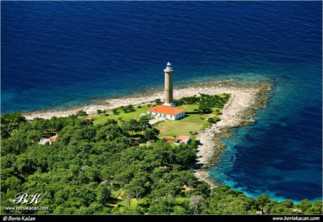 Veli Rat lighthouse Croatia