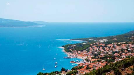 Pristine Croatian Coast
